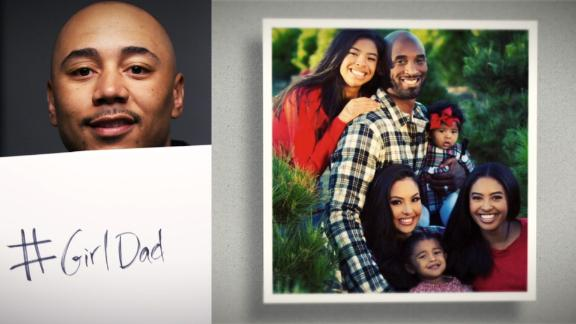 How Kobe Bryant's #girldad created a special movement