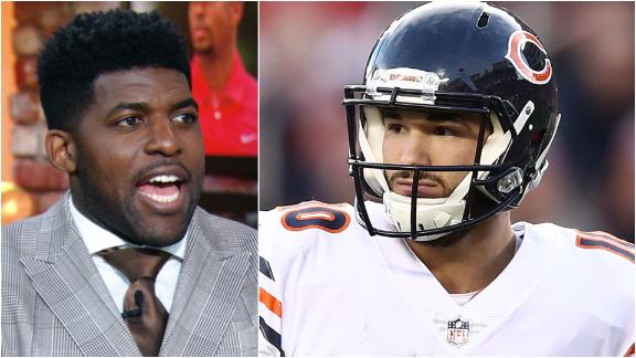 Are the Bears committed to Trubisky?