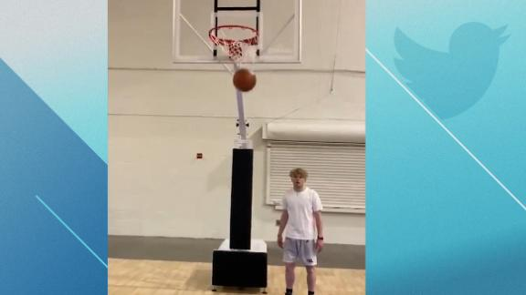 The trick shot you have to see to believe