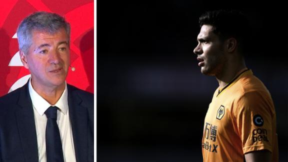 ¿Se arrepiente el Atlético de Madrid de haber dejado ir a Raúl Jiménez?