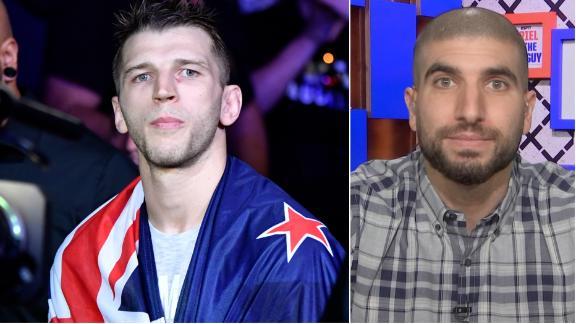Helwani books UFC's lightweight contenders