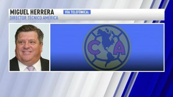Miguel Herrera no descarta la posibilidad de dirigir en la MLS