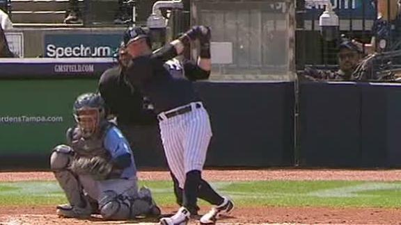 Wade, Frazier go back-to-back for the Yanks