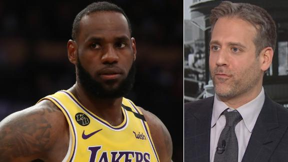Do the Lakers need to load manage LeBron?