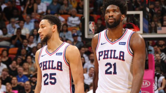 Should there be serious concerns for the Sixers after Embiid injury?