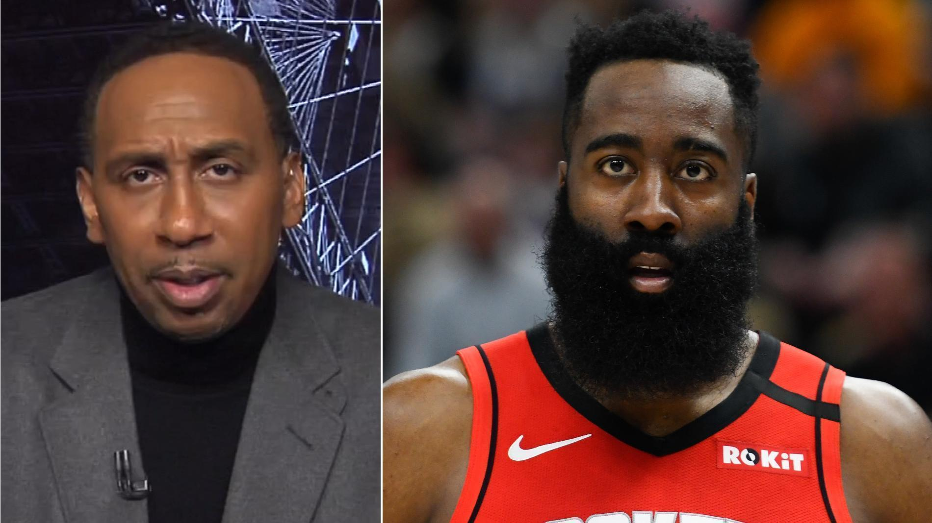 Harden has words for Giannis ... but were they justified?