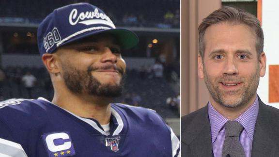 Stephen A., Max point out mind-blowing fact about Tony Romo, Dak Prescott