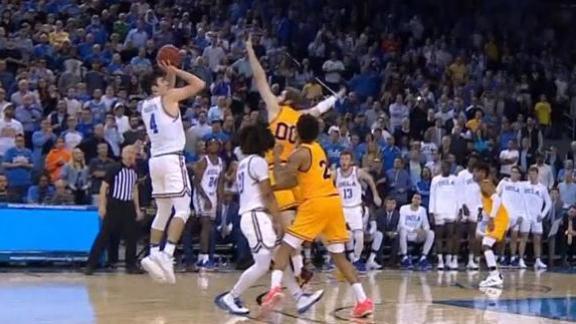 Jaquez knocks down thrilling game-winner for UCLA