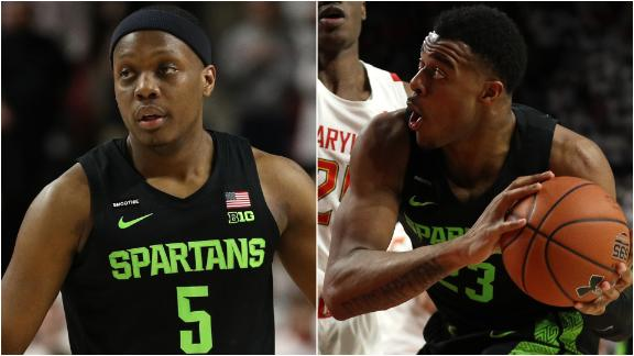 Winston and Tillman lead Spartans to victory