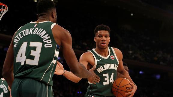 Will an Antetokounmpo brother win an NBA title this season?