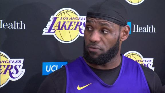 LeBron: Regular-season MVP has never motivated me