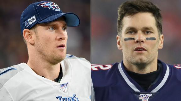 Here's why Tom Brady's replacement in New England could potentially be ... Ryan Tannehill?