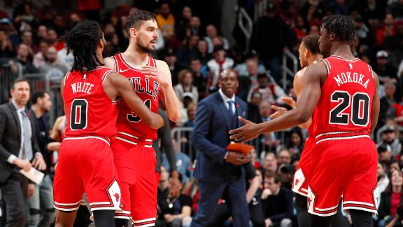 Are tougher practices a bad idea for the Bulls?