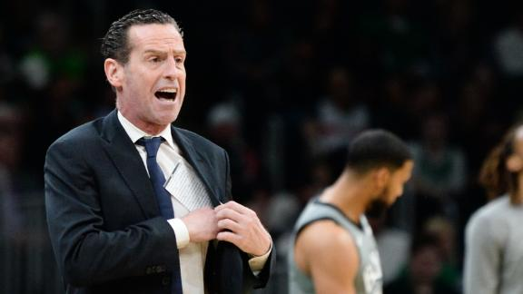 How will the Nets plan to replace Atkinson?