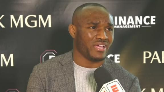Usman targeting next fight for July