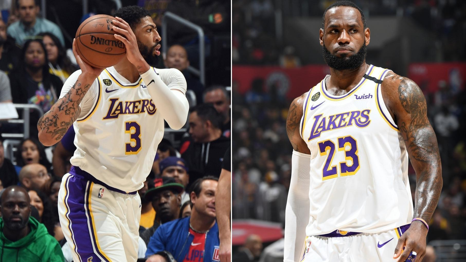 LeBron, AD best the Clippers in third round of Battle of L.A.