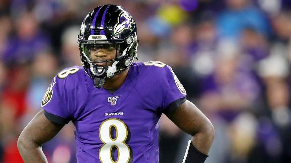 Can Lamar Jackson lure free-agent WRs?