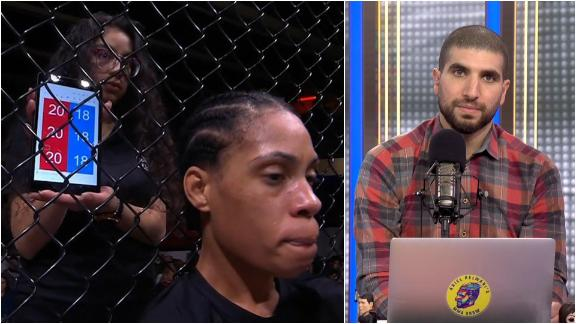 Helwani calls Invicta FC's open scoring fascinating