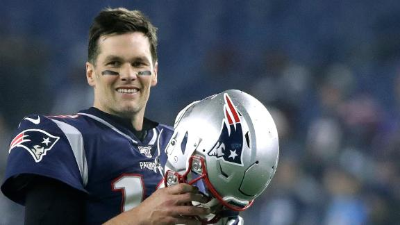 How could the Patriots persuade Brady to stay?