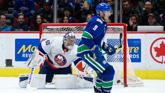 Miller's shootout goal leads Canucks to victory
