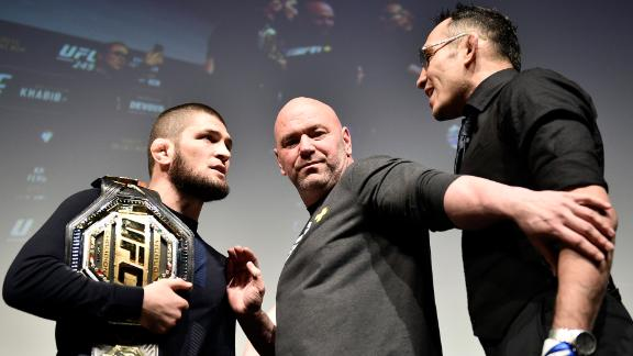 Dana White provides update on future UFC cards in wake of COVID-19