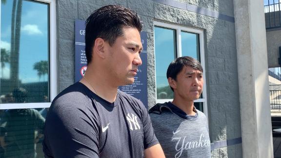 Tanaka explains approach to preparation amid uncertainty