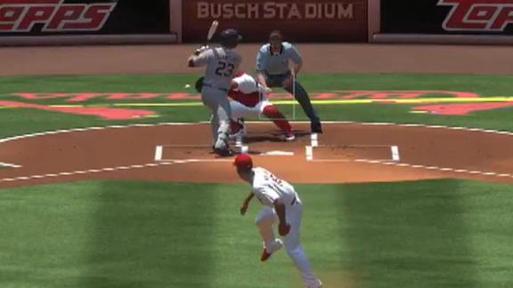 Gamer hits Astros with pitches in MLB The Show 20