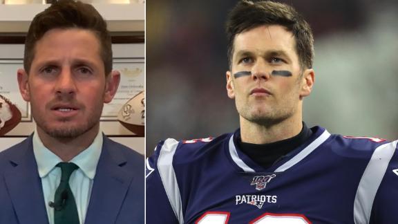 Does Brady signing make Bucs legit contenders?
