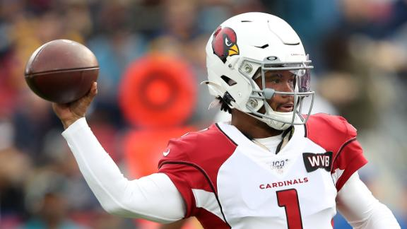 Kyler Murray's fantasy prospects in 2020 are 'awesome baby'!