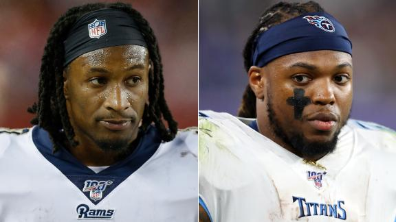 Does Gurley prove Titans right by franchising Henry?