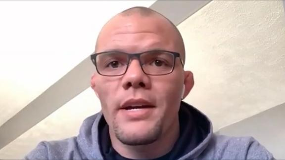 How much faith does Anthony Smith have in Dana White to keep fights scheduled?