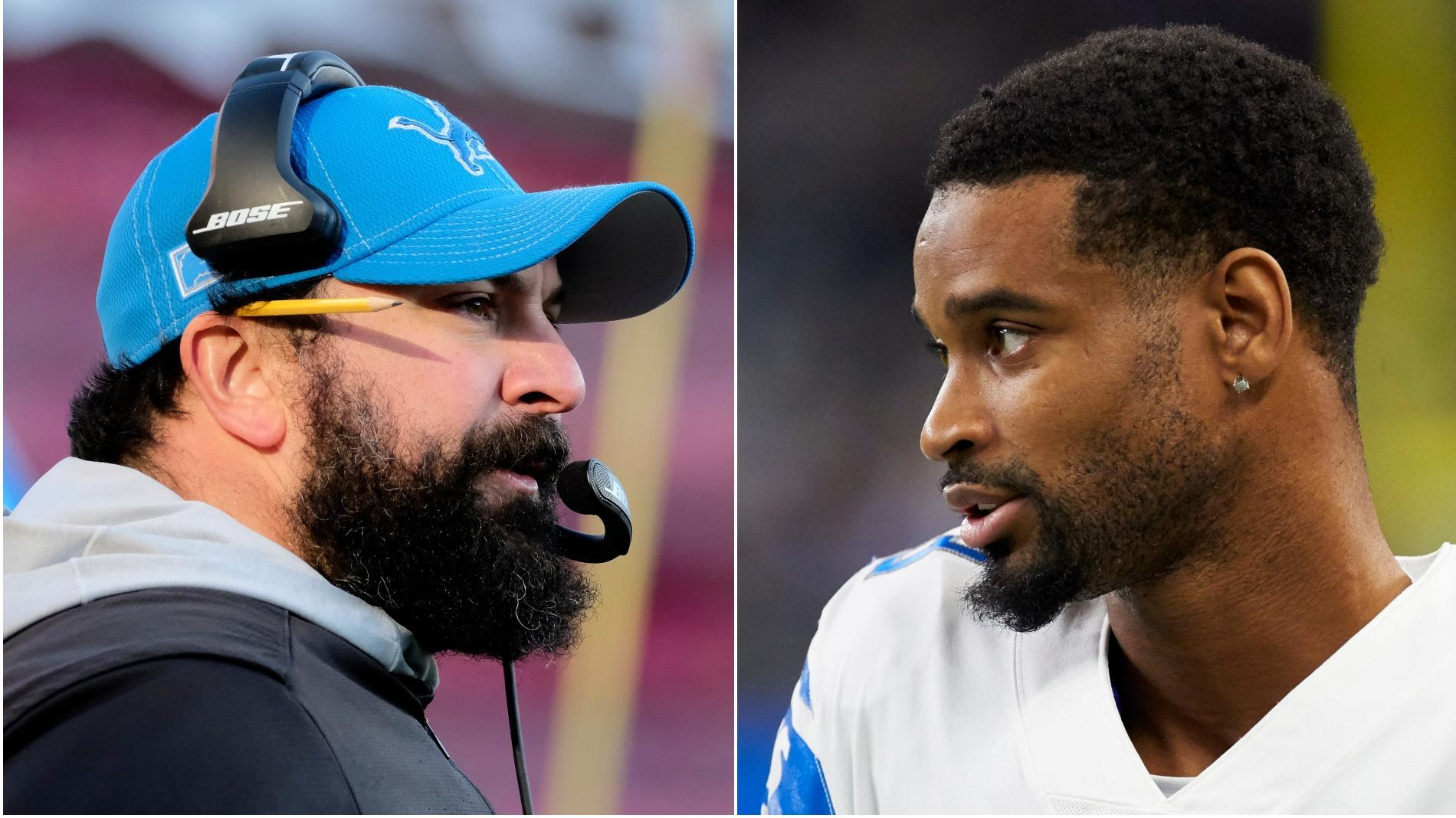 Darius Slay describes the vibe he got from coach Matt Patricia