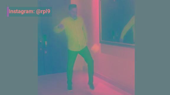 Ricardo Peláez se luce con su #10ToquesChallenge