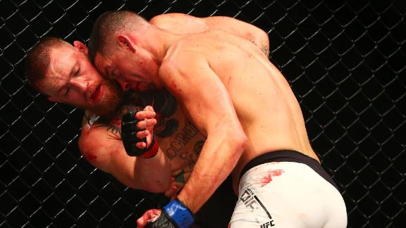 Relive McGregor-Diaz's first fight that led to a rematch