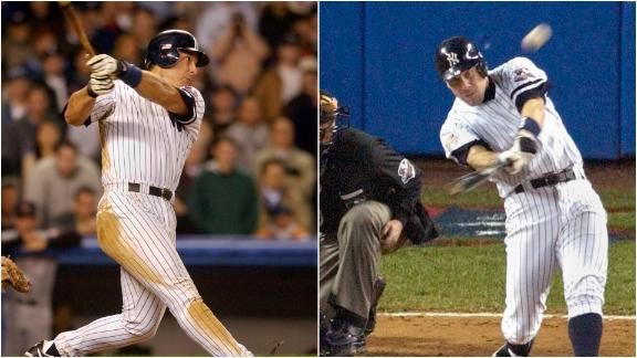 Martinez, Brosius HRs keep Yankees alive for 2 straight nights in 2001 WS