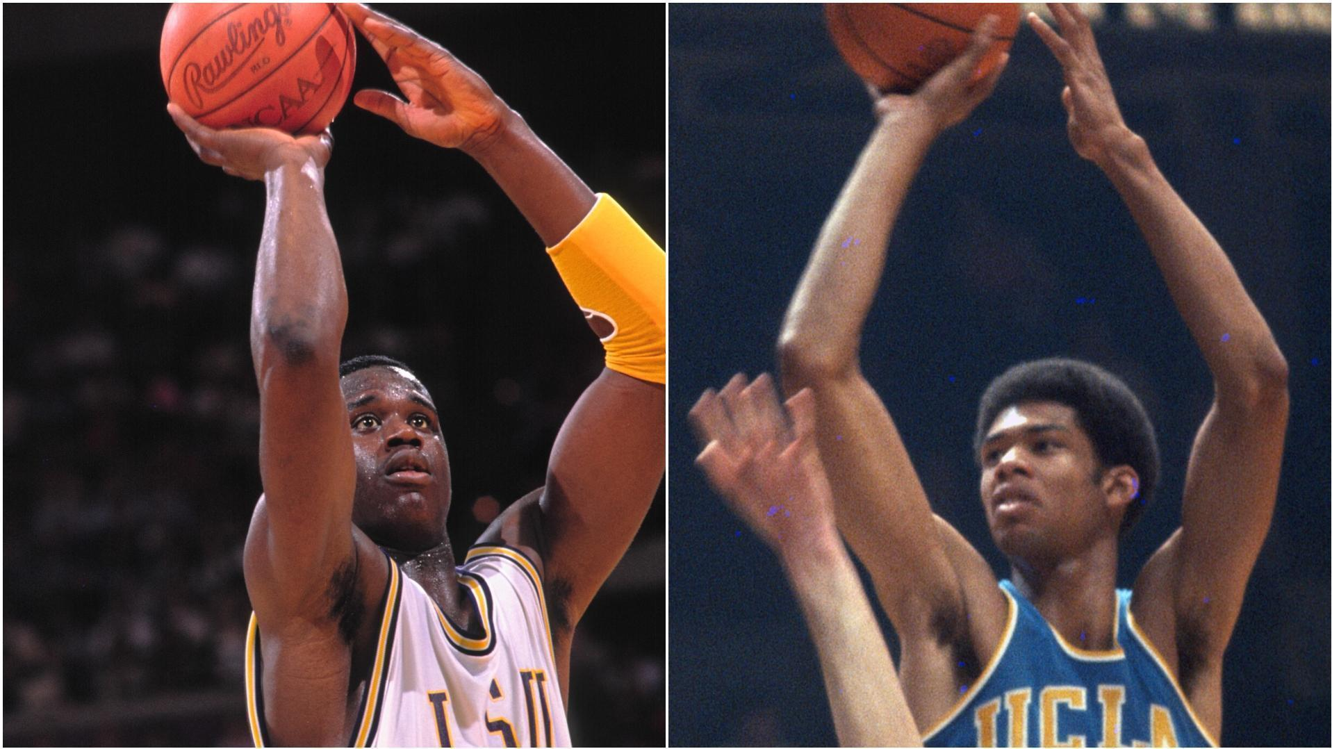 Does Shaq stand a chance vs. Kareem in bracket matchup?