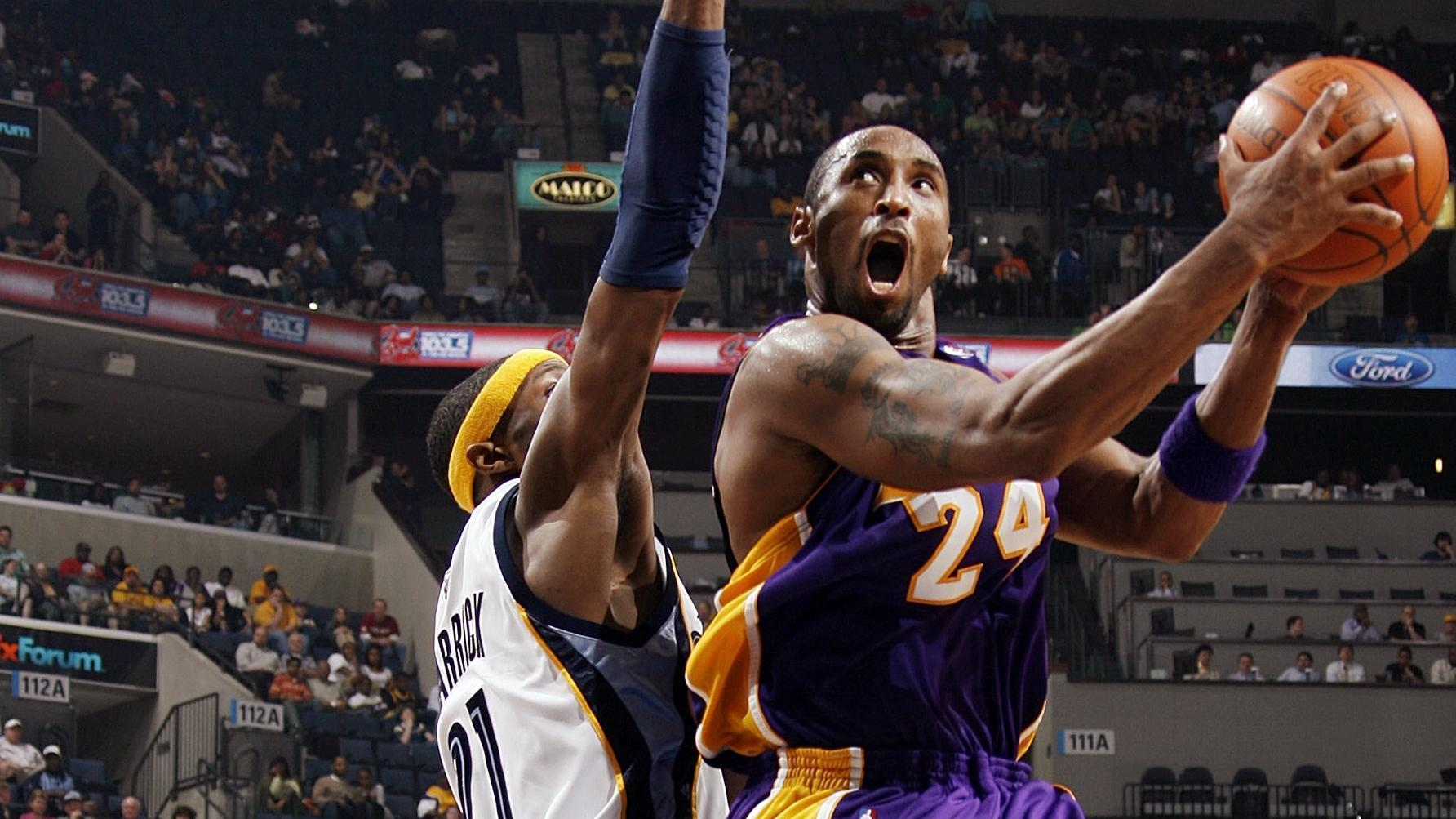 On this date: Kobe scores 60 vs. Grizzlies
