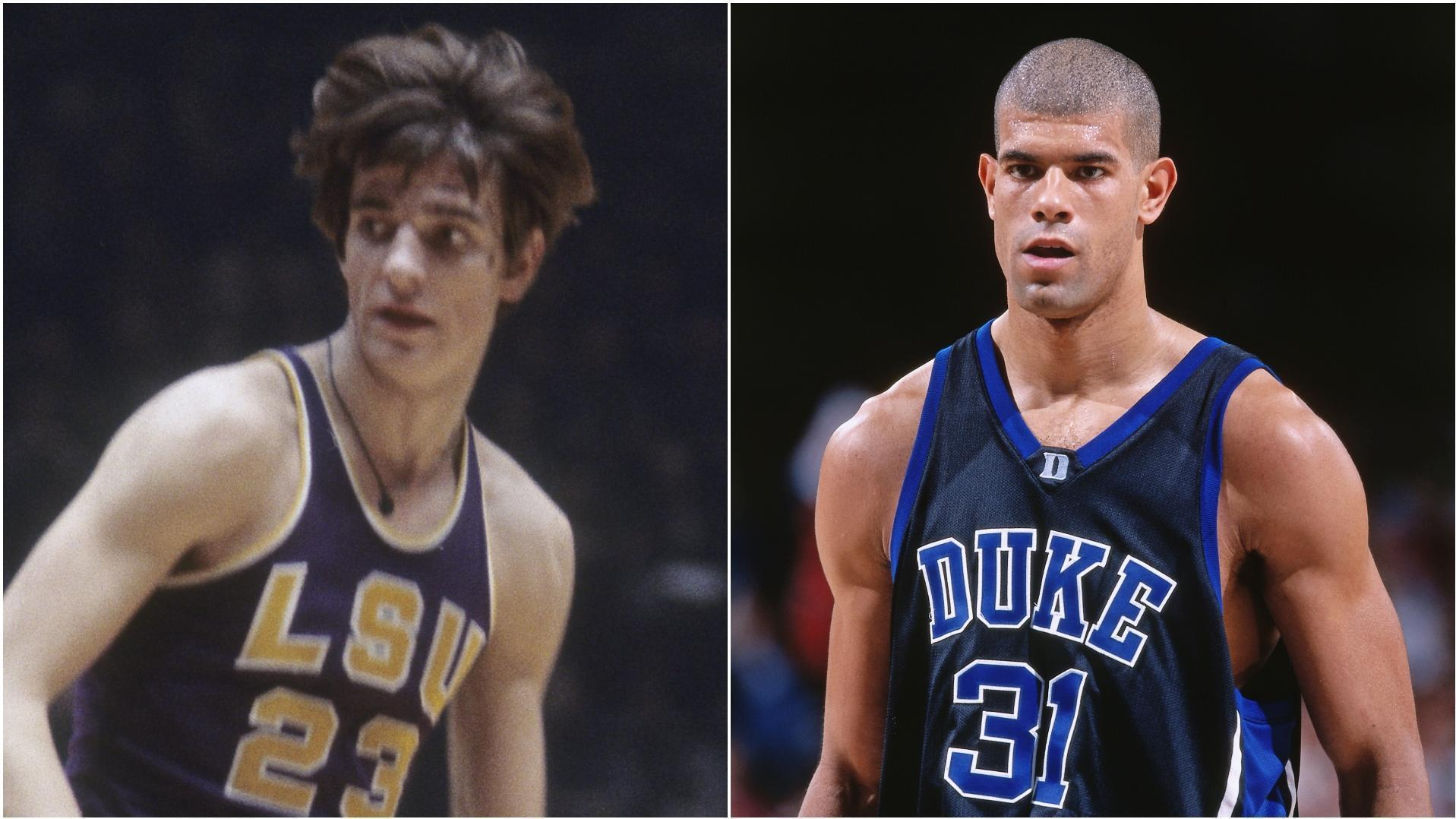 Can Battier take down Maravich in bracket matchup?