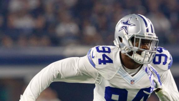 Why the Cowboys are hopeful for Gregory's reinstatement
