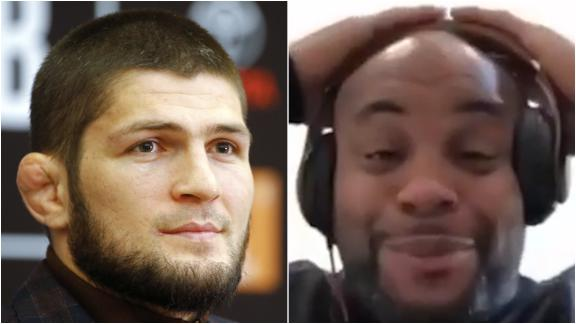 King G and McDonald's: DC tells story of Khabib getting to AKA