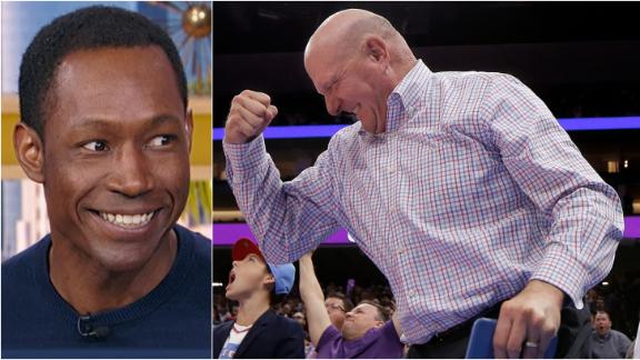 Yates: Ballmer buying Forum is giant flex on Lakers