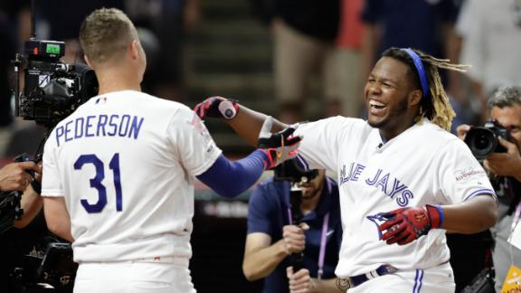 Guerrero, Pederson battle in epic Derby matchup