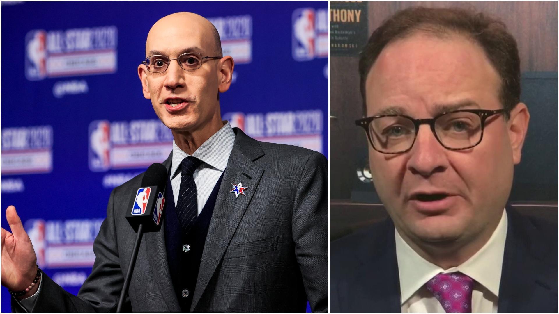 Will NBA players get full salaries past April 1?
