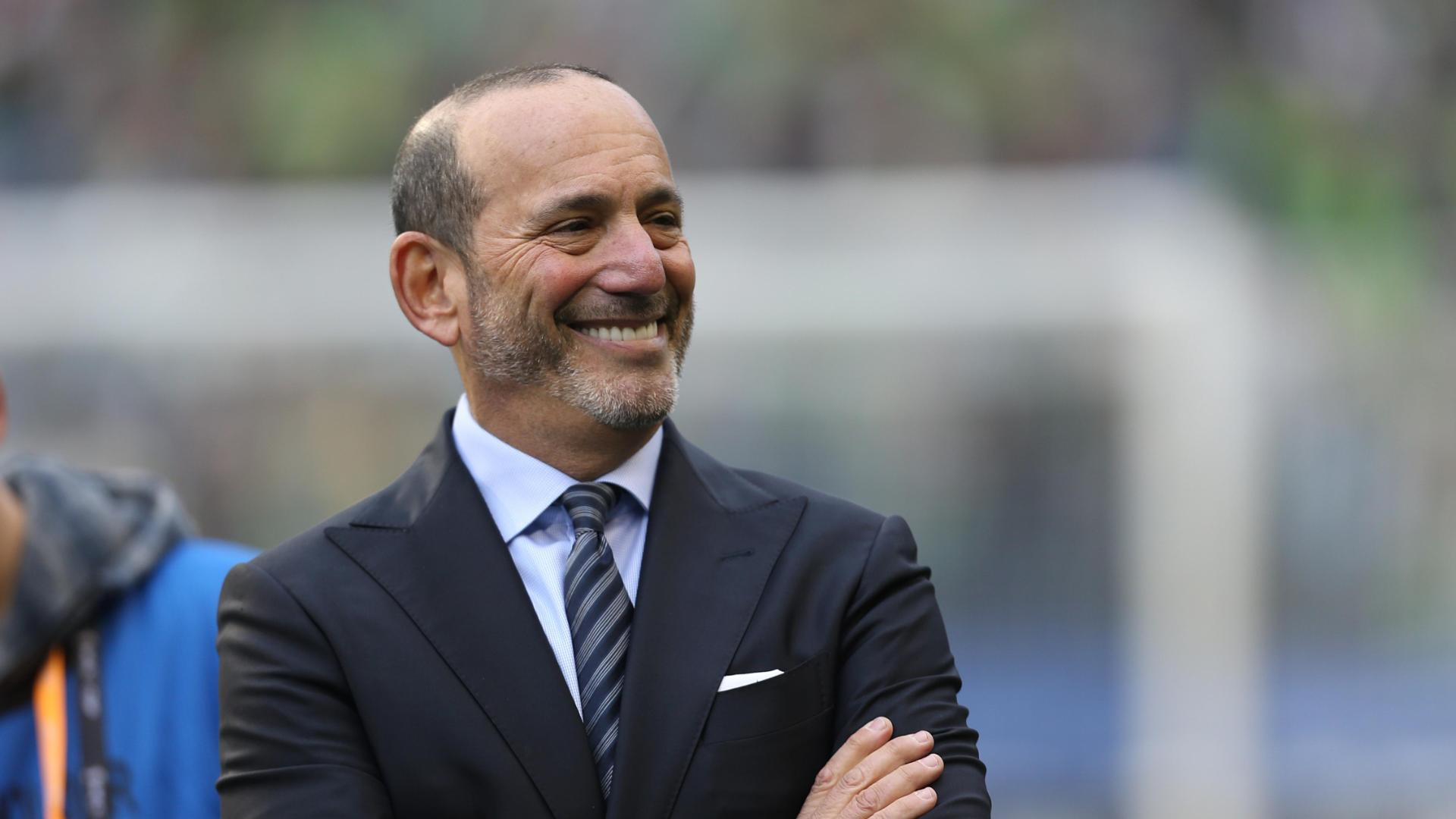 Don Garber explains when and how MLS will return