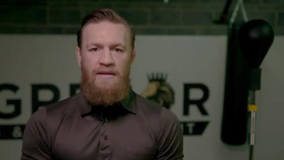 Conor McGregor advocates for a lockdown of Ireland