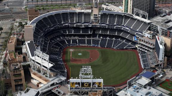 Could the MLB season conceivably extend until December?