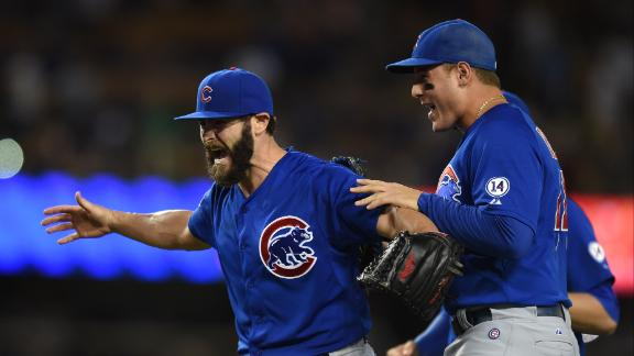 Arrieta tosses his first career no-no
