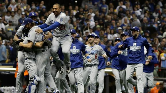 Dodgers head back to World Series after Game 7 win