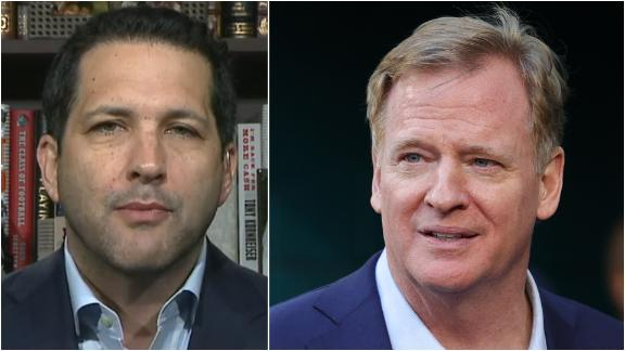 Schefter proposes new plan for the NFL draft
