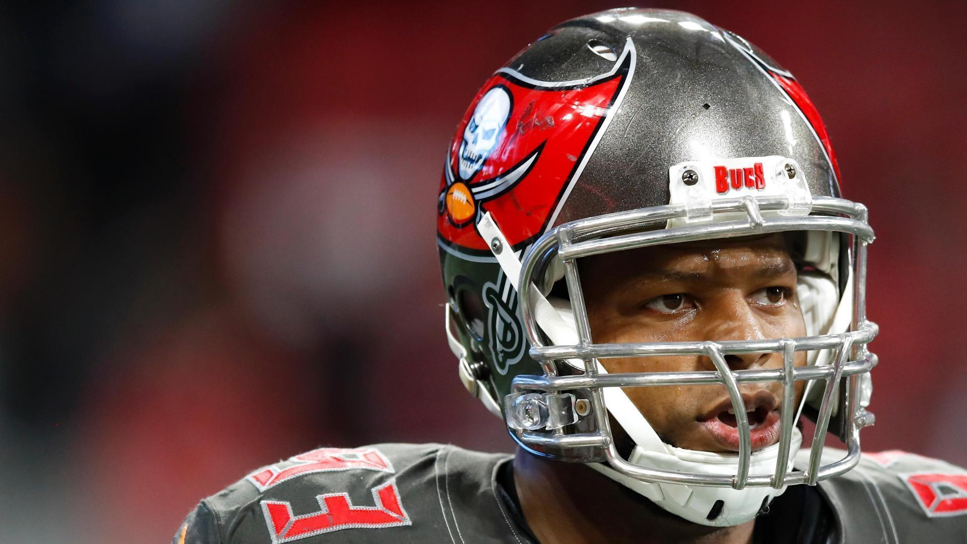 Suh returning to Bucs on one-year deal